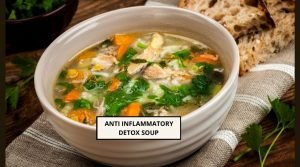 anti inflammatory AIP detox soup